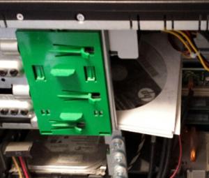Disks In Workstation
